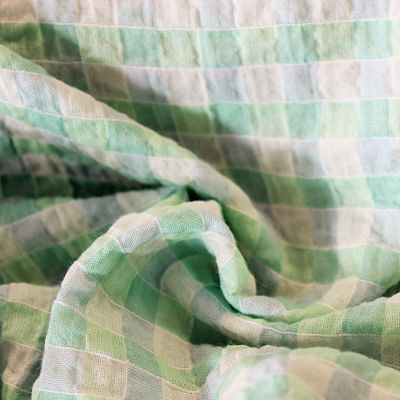 katia-voile-sersucker-coton-carreaux-vert-bleu