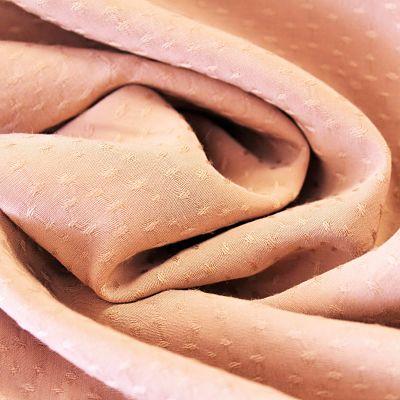 viscose-rose-poudre-pois