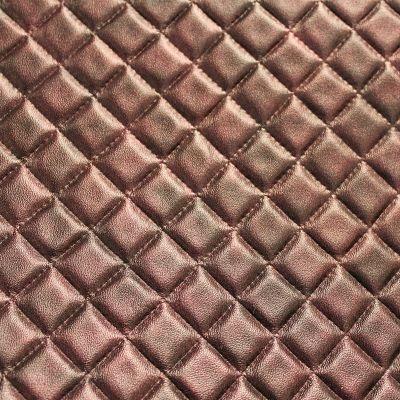 similie-bordeaux-matelasse-losange-cuir