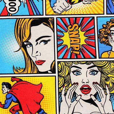 coton-ameublement-comic-hero-color-jaune-rouge-bleu-bd