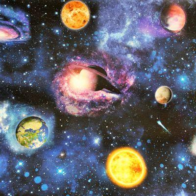 toile-ameublement-galaxy-planete-espace-bleu-terre