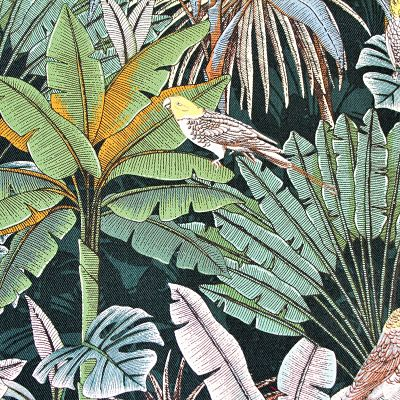 see-you-at-six-canvas-coton-jungle-feuillage-vert-oiseau