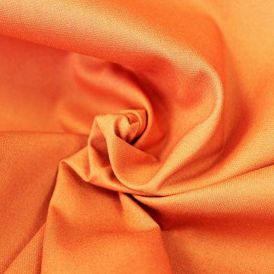 popeline-stretch-brique-tissu-orange