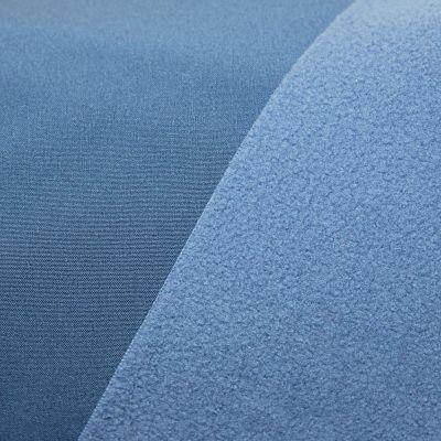 soft-shell-impermeable-manteau-bleu-jeans-polaire-tissu-papa-ours