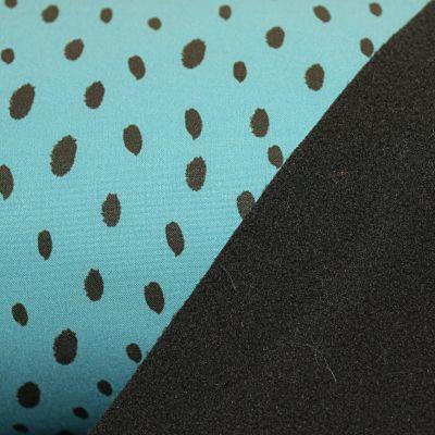 soft-shell-impermeable-bleu-pois-noir-manteau-tissu-papa-ours