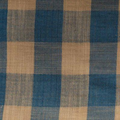katia-carreaux-mousseline-bleu-petrole-beige-habillement