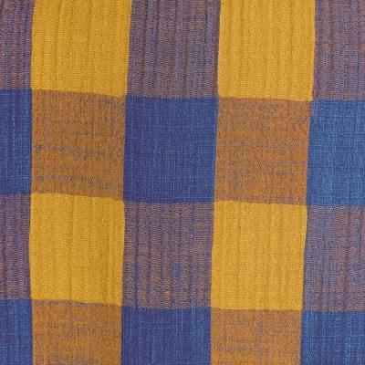 katia-carreaux-mousseline-jaune-bleu-habillement